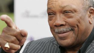Rangos díjat kapott Quincy Jones