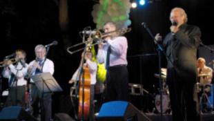 50 éves a Molnár Dixieland Band