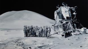Már a 20-as években jártak a Holdon