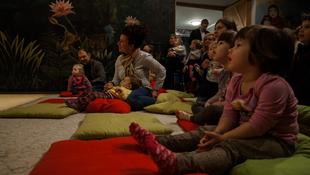 Új előadással várja a legkisebbeket a Kolibri