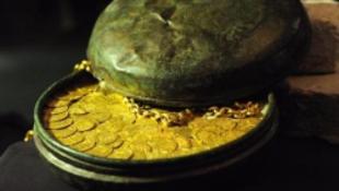 Elviszik a mérhetetlen nagy aranykincset