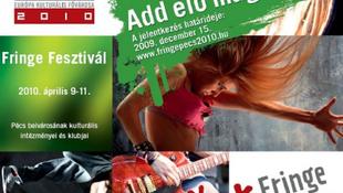 Ne maradj le, jelentkezz a 2010-es Fringe fesztiválra!