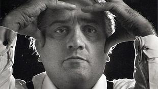 A mai napon született Federico Fellini