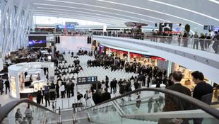 Fotótárlattal nyitott a Budapest Airport kiállítótere