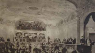 Esterházy gróffal üzletelt Klimt