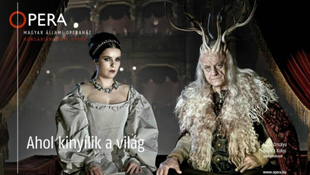 Fantáziavilág az Operaházban