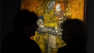 Indul a Schiele-siklás a Szépműben
