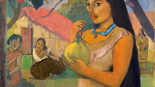 Homer Simpson és Pocahontas rejtélyes kapcsolata Rubensszel és Gauguinnel