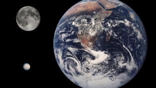 Vizet találtak a törpebolygón