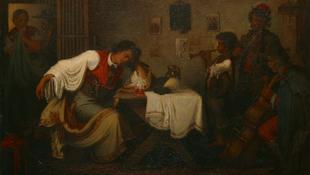 169 éve születt Munkácsy Mihály