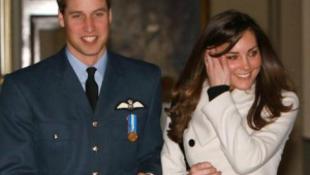 Retróra nyomja a leendő királyi pár
