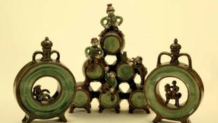 Magyar kézművesek a Duna Palotában