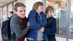 Iskolai erőszak a mozikban