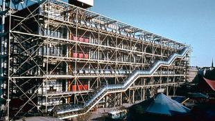 Tőlük pompázott idén a Pompidou