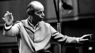 100 éve született a magyar karmester