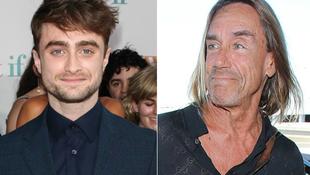 Iggy Pop bőrébe bújna Daniel Radcliffe?