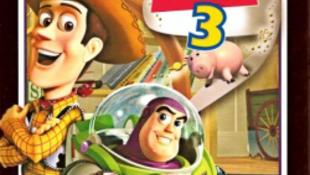 A Toy Story 3 tarolt a hétvégén