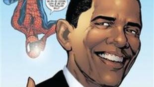 Pókember megmenti Obamát