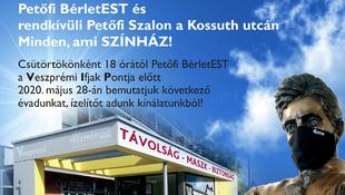 Már a nyárra készülnek a Veszprémi Petőfi Színházban