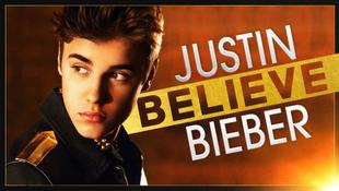 Bukás a Bieber-film