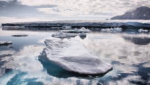 Megdöbbentő felfedezés Grönland jege alatt