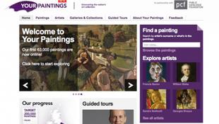 Interneten nézegethetjük a digitalizált brit festményeket