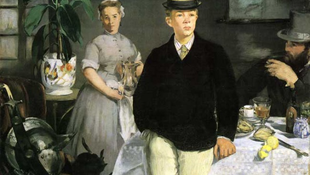 It's all about the Manet-Manet