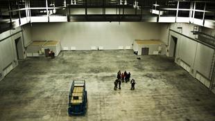 2000 négyzetméteren várja a filmes produkciókat a Mafilm új fóti műterme