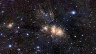 Közeli csillag bolygóján alakulhatott ki az élet