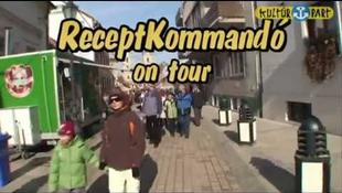 ReceptKommandó on tour!