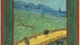 Egy Van Gogh is ázik az esőben