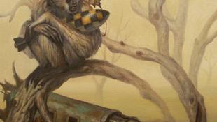 Atomtöltetet lopott egy majom