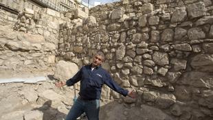 Megdöbbentő felfedezés Jeruzsálemben