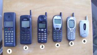 Lehet, hogy az ön mobilja is műkincs? Sose lehet tudni!