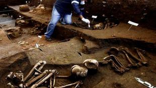 Bronzkori sírra bukkantak Münchenben