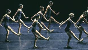 Díjeső a tánc világnapján