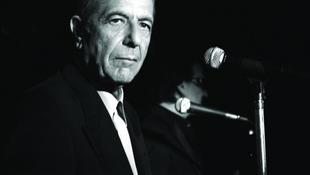 Leonard Cohen újra