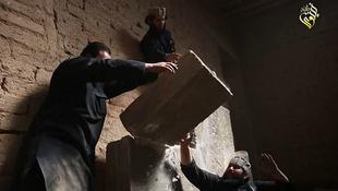 Sokkoló pusztítás: szétverték az ősi várost