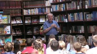 Nógrádi Gábor író kapta a Janikovszky Éva-díjat