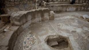 Ezerötszáz éves városra bukkantak