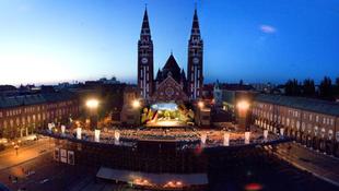 Minden jegy elkelt a Szegedi Szabadtéri Játékokra