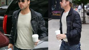 Brad Pitt, az építész