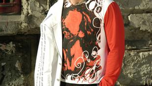 A gitárprímás és a divat Herczeg a Világgödörben