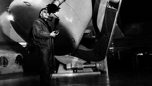 Hatvan éve halott Edwin Hubble