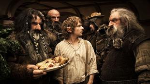 A hobbitok tovább uralják az észak-amerikai mozis toplistát