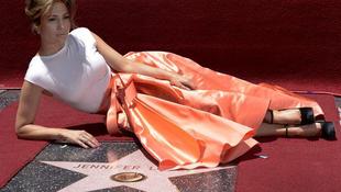 Újabb csillag született Hollywoodban