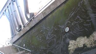 A legkörnyezetbarátabb graffiti