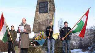 Újabb magyar emlékművet rongáltak meg vandál módon