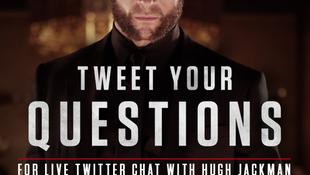 Beszélgess Hugh Jackmannel!