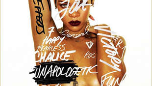 Szavak köntösébe öltözött Rihanna